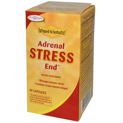 Enzymatic Therapy Fatigued to Fantastic Adrenal Stress End