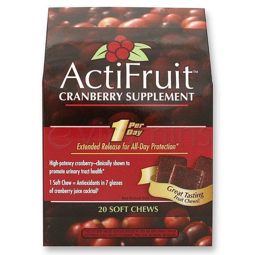 Enzymatic Therapy ActiFruit Cran-Max  - 20 chews - 20100203_227.jpg