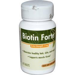 Enzymatic Therapy Biotin Forte 5 mg