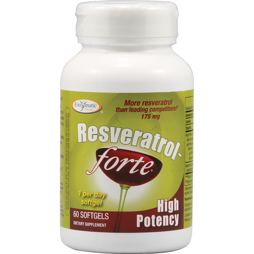 Resveratrol Forte - High Potency