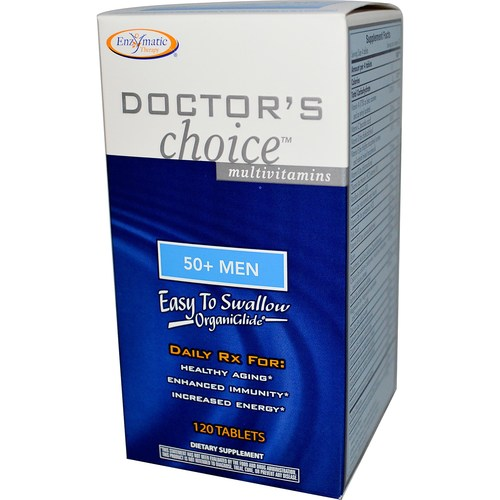 Doctors Choice for 50-Plus Men