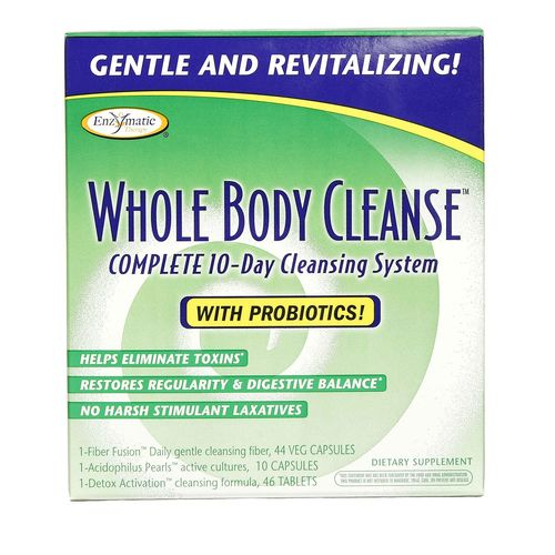 Whole Body Cleanse Complete 10 Day System