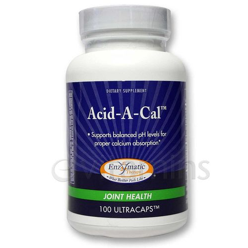 Enzymatic Therapy Acid-A-Cal - 100 Caps - 20091117_185.jpg