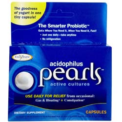 Enzymatic Therapy Acidophilus Pearls