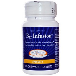 Enzymatic Therapy B12 Infusion