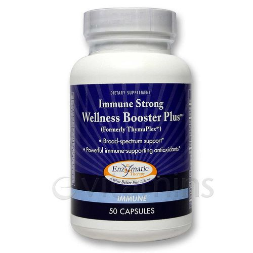 Enzymatic Therapy Immune Strong Wellness Booster Plus - 50 Caps - 20091118_37.jpg