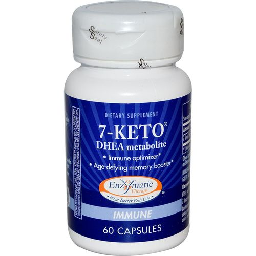 7-Keto DHEA with Metabolite