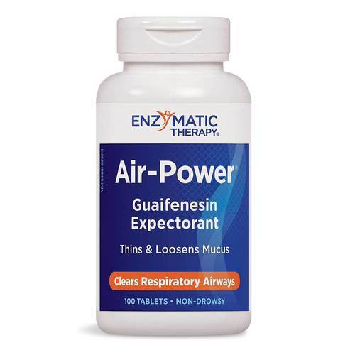 Enzymatic Therapy Air-Power - 100 Tablets - 483_front2020.jpg