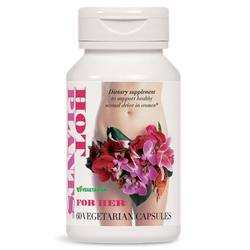Enzymatic Therapy Hot Plants For Her