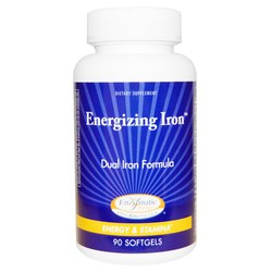 Enzymatic Therapy Energizing Iron