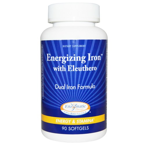 Energizing Iron with Eleuthero