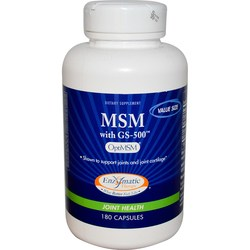Enzymatic Therapy MSM with GS 500