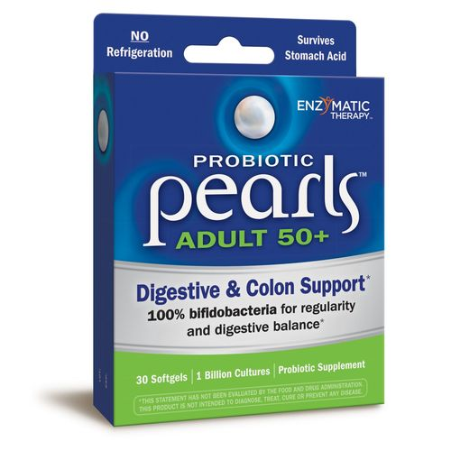 Probiotic Pearls Adult 50+