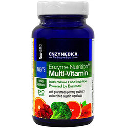 Enzymedica Enzyme Nutrition Men's Multi-Vitamin