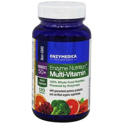 Enzymedica Enzyme Nutrition Multi-Vitamin for Women 50+