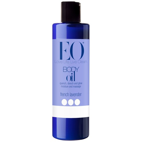 Eo Products Body Oil French Lavender - 8 oz - 26785_1.jpg