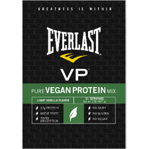 Everlast Nutrition VP Vegan Protein Mix  - 31 Servings