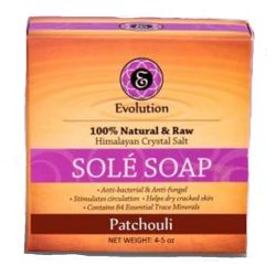 Evolution Salt Sole Soap