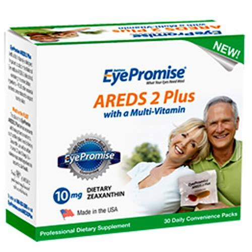 AREDS II Plus With a Multi-Vitamin