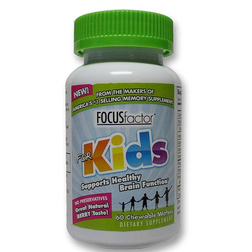 FOCUSfactor For Kids