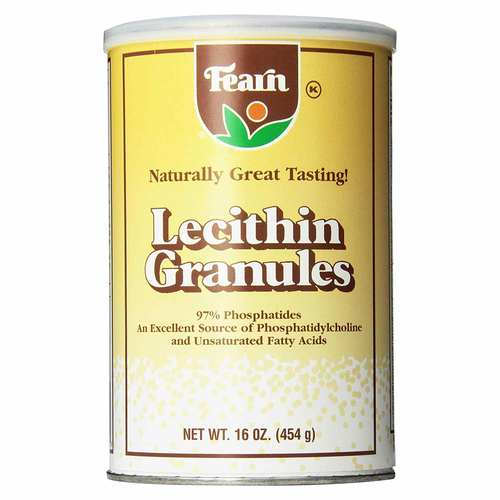 Fearn Lecithin Granules - 16 oz - 562_front.jpg