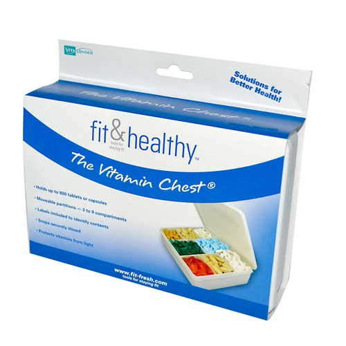 Fit and Fresh Vitamin Chest - 1 chest - 21358_1.jpg