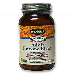 Flora Udo's Choice Adult Enzyme Blend