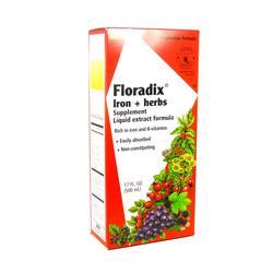 Flora Floradix Iron  Herbs Liq.
