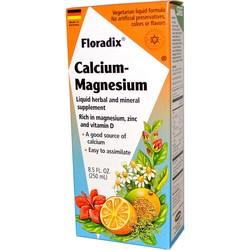 Flora Floradix Liquid Calcium-Magnesium w Zinc