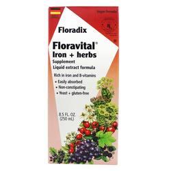 Flora Floravital Iron & Herbs