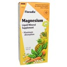 Flora Floradix Magnesium Liquid Mineral Supplement