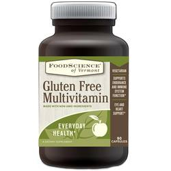 FoodScience of Vermont Gluten Free Multivitamin