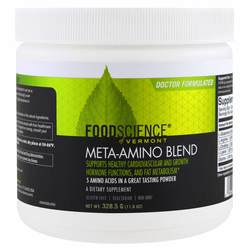 FoodScience of Vermont Meta Amino Blend