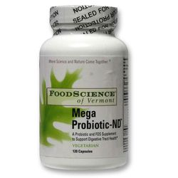 FoodScience of Vermont Mega Probiotic-ND