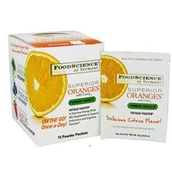 FoodScience of Vermont Superior Oranges