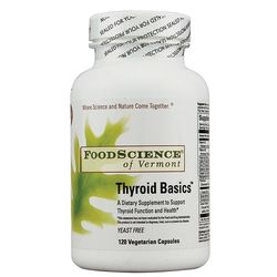 FoodScience of Vermont Thyroid Basics