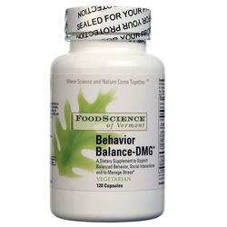 FoodScience of Vermont Behavior Balance - DMG