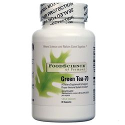 FoodScience of Vermont Green Tea-70
