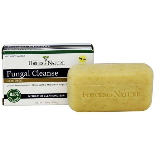 Fungal Cleanse Medicated Bar