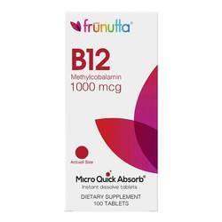 Frunutta Methylcobalamin B12 1000 mcg