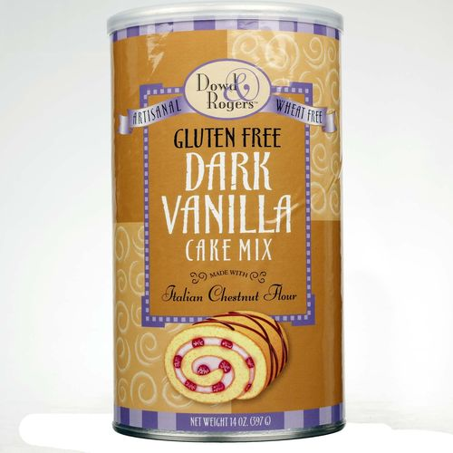 FunFresh Foods Cake Mix Dark Vanilla - 14 oz - 632474257767_1.jpg