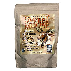 FunFresh Foods Organic Sweet Moose Gourmet Hot Chocolate