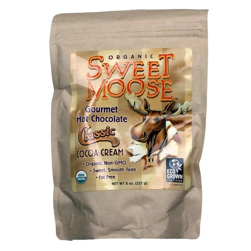 FunFresh Foods Organic Sweet Moose Gourmet Hot Chocolate Cocoa - 8 oz - 632474110581_1.jpg