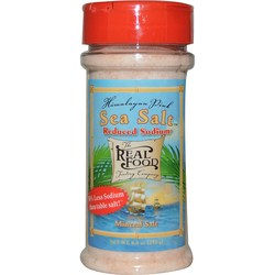 FunFresh Foods Himalayan Pink Sea Salt Reduced Sodium