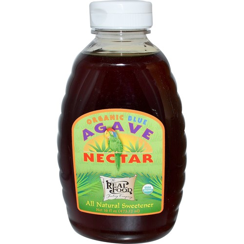 Organic Blue Agave Gourmet Dipping Nectar