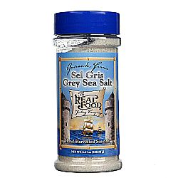 FunFresh Foods Sel Gris Grey Sea Salt