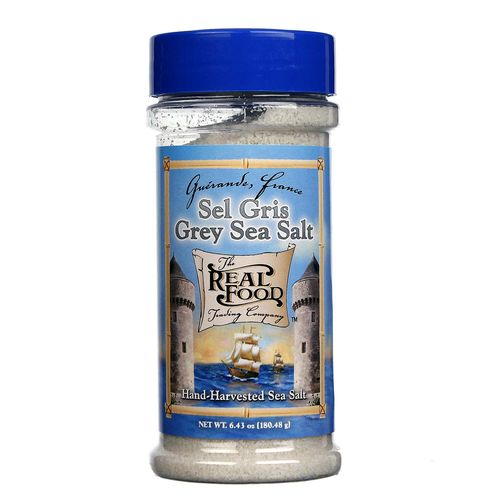 Sel Gris Grey Sea Salt