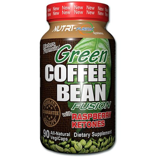 Green Coffee Bean Fusion