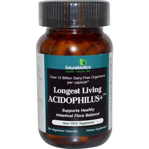 Longest Living Acidophilus Plus