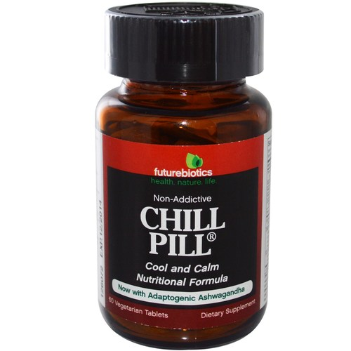 Futurebiotics Chill Pill - 60 таблеток - 1337_01.jpg